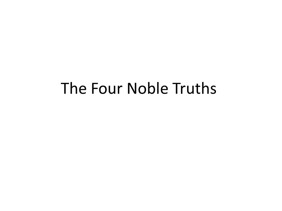 suffering and cessation through the buddhists four noble truths {cutting through}: the four noble truths isn't suffering important for growth {weekly q & a}  the cessation of suffering:  the buddha's teaching on the four noble truths were not about trying to avoid suffering as a form of escaping from reality he also didn't,.