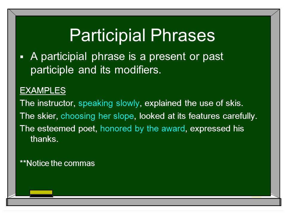 Phrases And Clauses Ppt Download