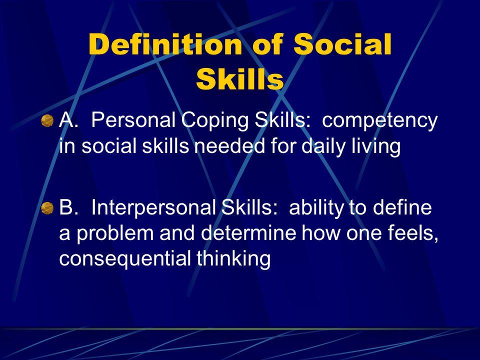 Social Skills By Maureen Holben. - ppt download