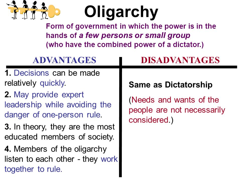 the advantages and disadvantages of direct and representative democracy Just the advantages and disadvantages and only for indirect democracy please try giving a nice simple answer thank you.