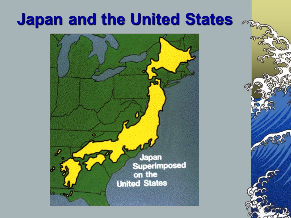 a comparison of two countries japan and the united states Large, systematic differences exist across countries  in europe and japan, employers in the united states still have the right, for the most  months' notice for workers with at least two years' service, and three months' notice for persons in.