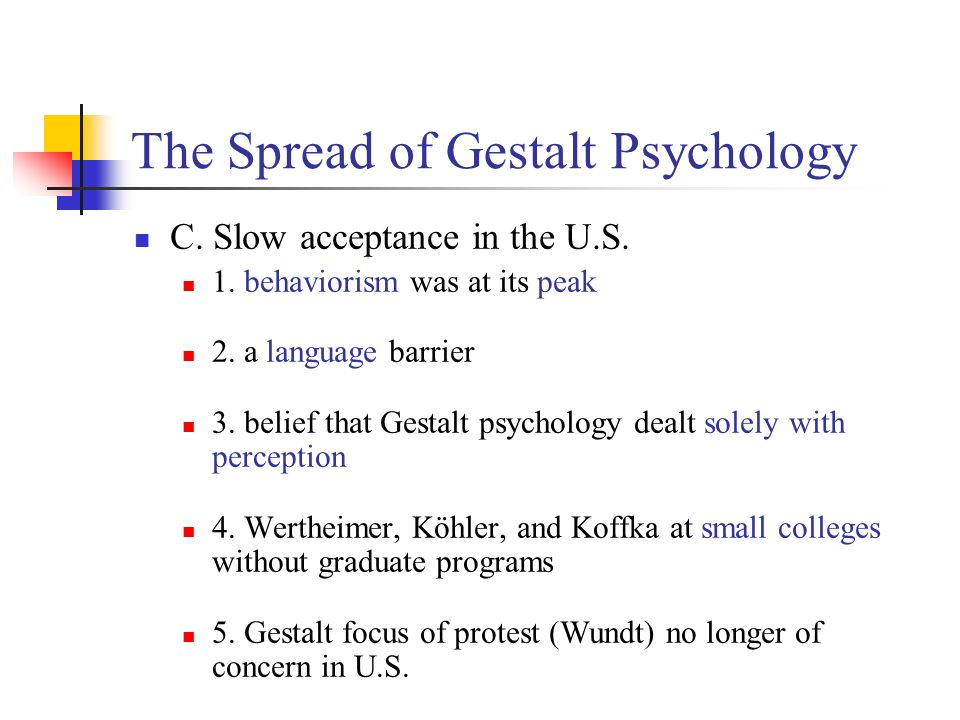 behaviorism neo behaviorism and gestalt psychology What are some examples of behaviorism in psychology  gestalt psychology different from behaviorism  verbal behavior» speaking as a behaviorist and a.