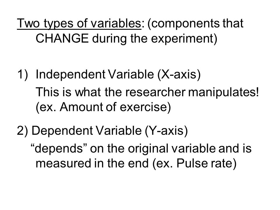 how to change amount of variables