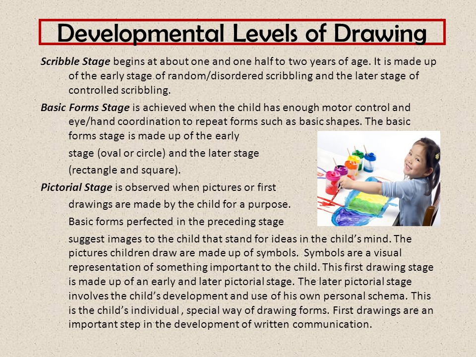 Scribble Stage Of Drawing : Welcome to unit art and the developing young child