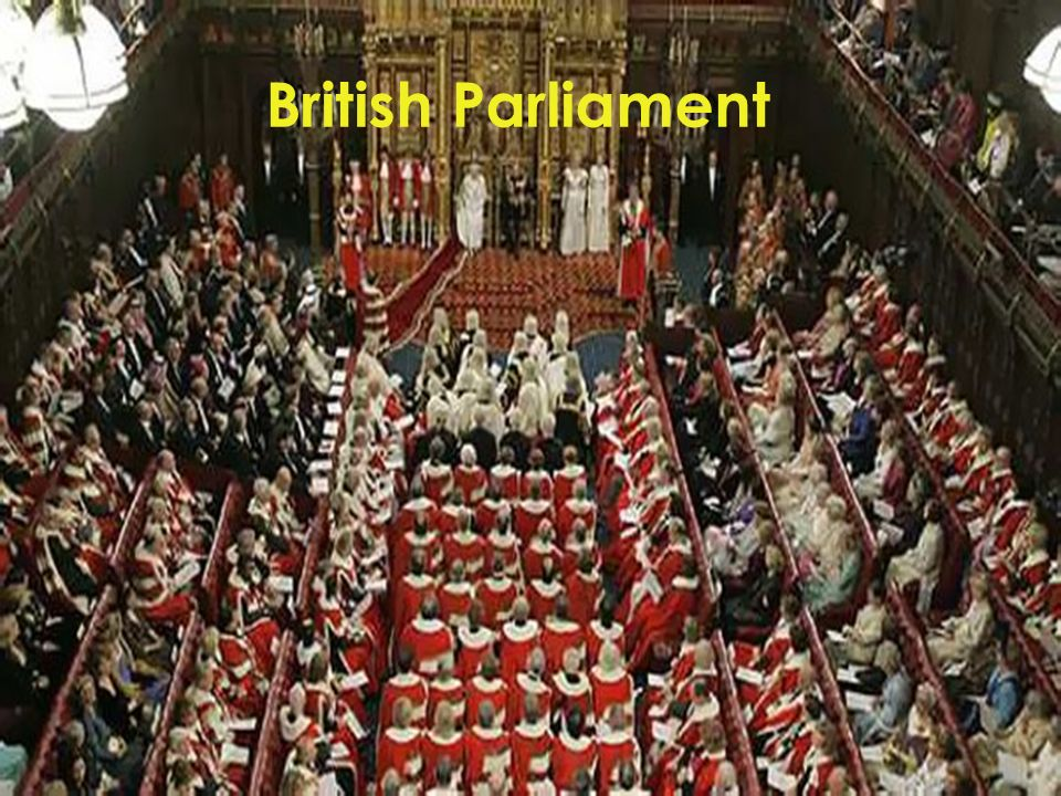 British Parliament