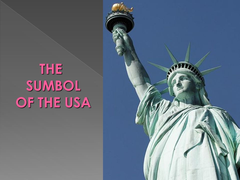 THE SUMBOL OF THE USA