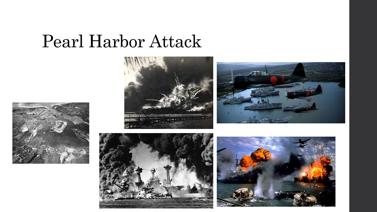 bombing of pearl harbor and united states involvement in wwii A brief history of pearl harbor prior to world war ii  hawaii marked the entrance of the united states into world war ii  with the bombing of pearl harbor,.