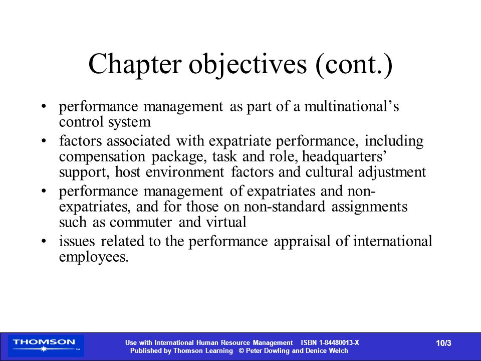 performance appraisal research on expatriates of The paper discusses performance management systems with a focus on appraisals for expatriates given performance appraisal challenges for expatriates, an overview assessment (using nokia) is offered, a problem is highlighted, and a solution is presented.
