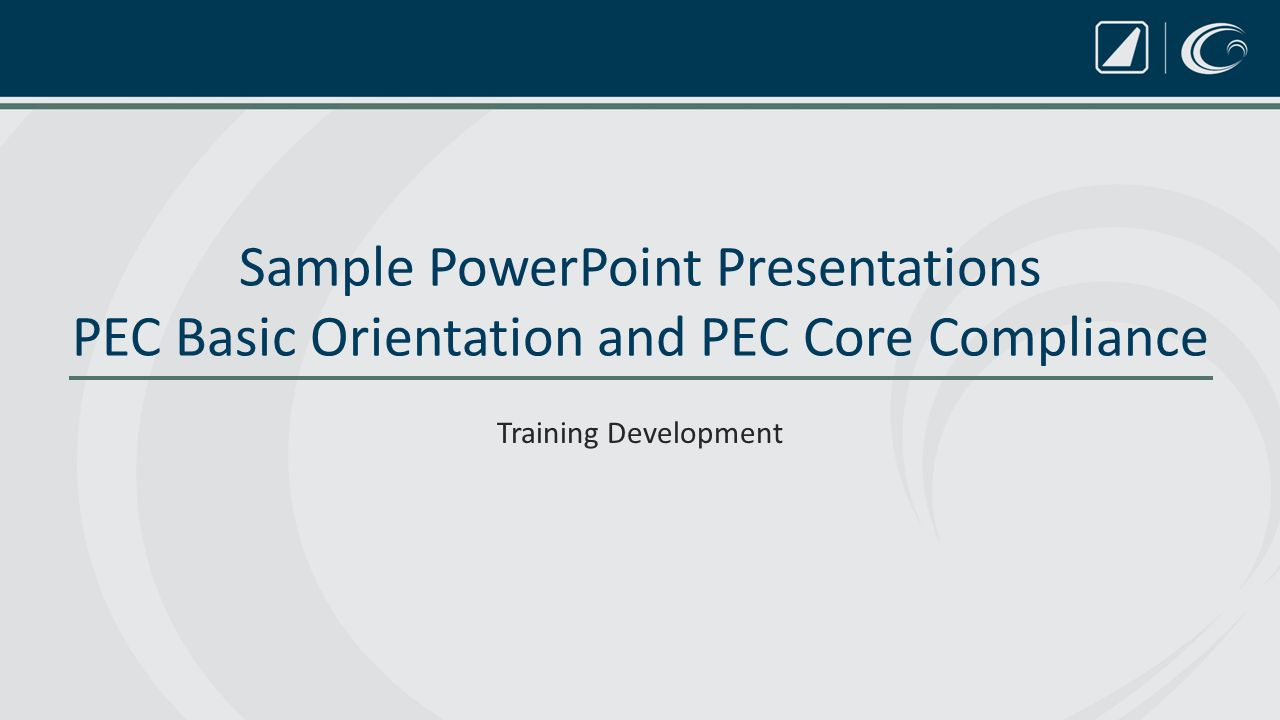 new employee orientation powerpoint template images - templates, Modern powerpoint