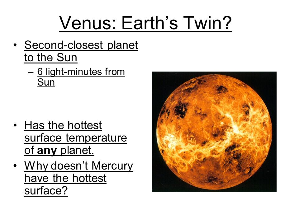 closest planet to venus - photo #3