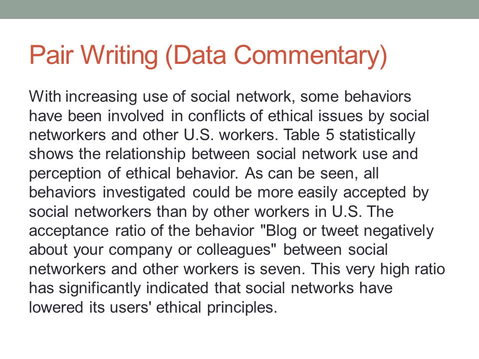 commentary for academic writing for graduate students pdf