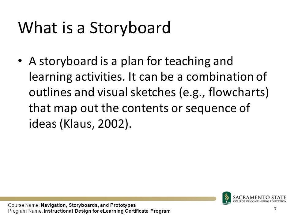 Navigation, Storyboards, And Prototypes - Ppt Download