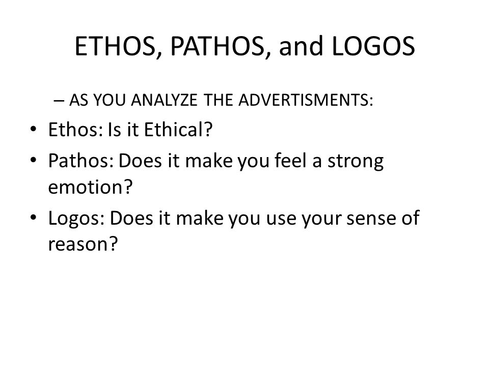 ethos pathos logos advertisement essay Ethos pathos logos advertisement essays, creative writing task for year 5, creative writing course queen's university belfast by | apr 1, 2018.