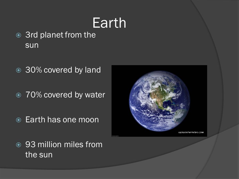 3rd planet earth - photo #22