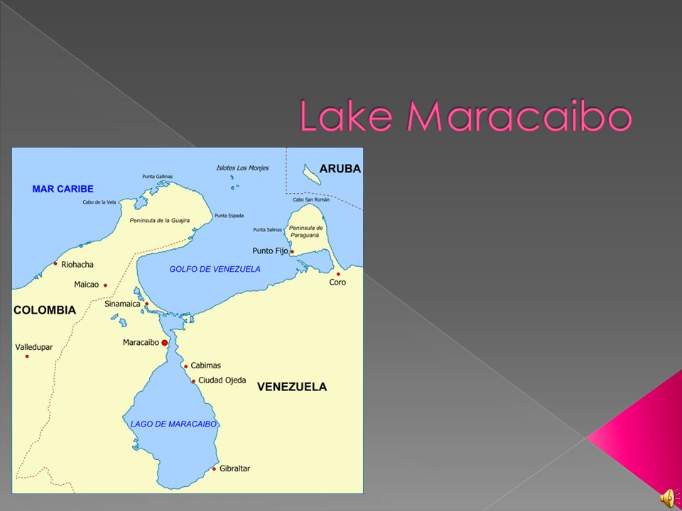 Lake Maracaibo. - ppt video online download
