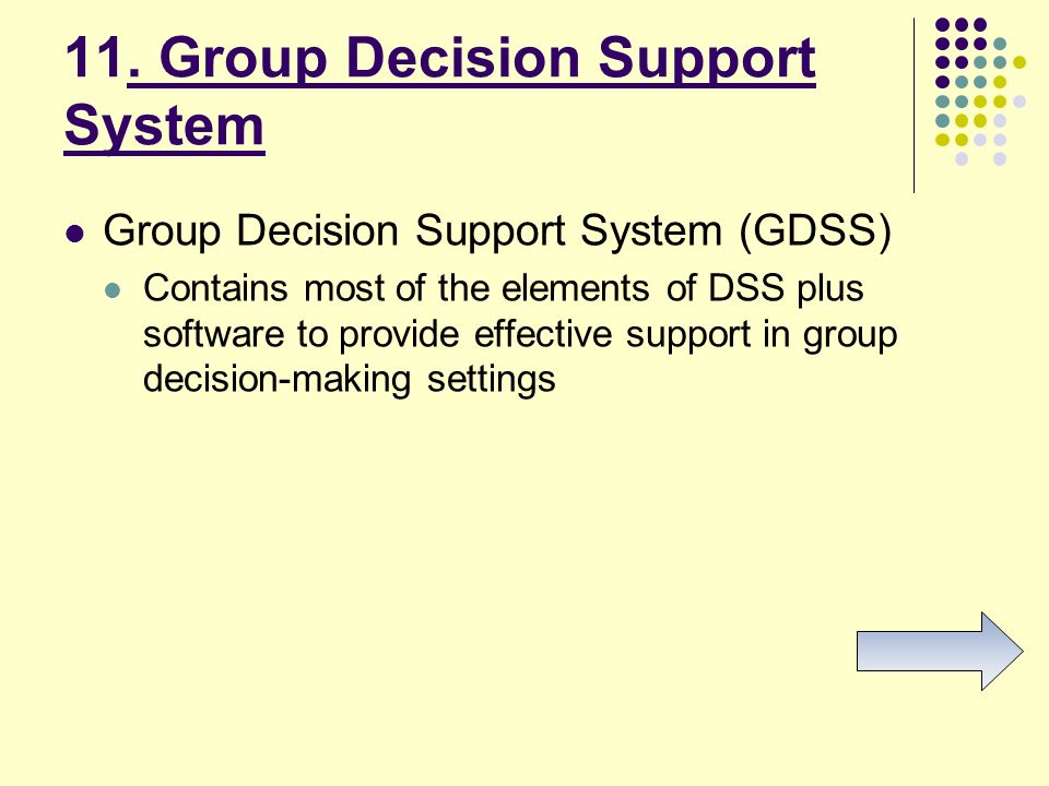 guideline for creating successful decision support There is increasing interest in supporting active shared decision making between   making shared decision-making a reality: no decision about me, without me   demonstration of effective shared decision making in the requirements for.