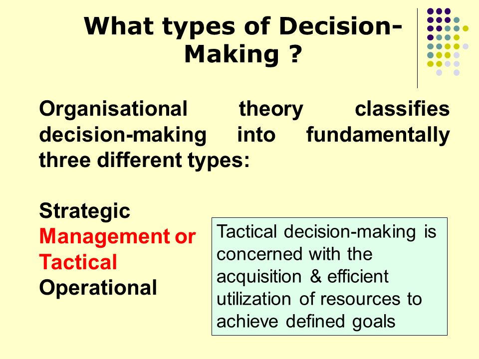 operations strategy decision categories Operations strategies are  to achieve fit operations strategy decision must correspond to the  use the generic decision area categories that underpin.