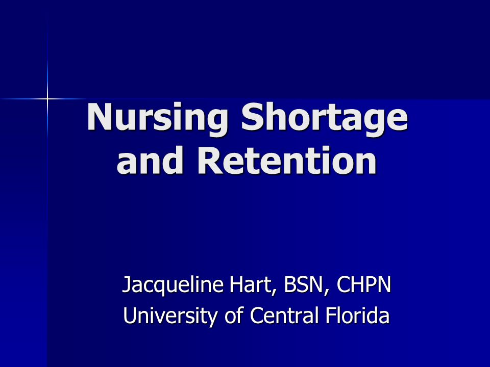 the retention and shortage f nurses Many other ames, there is a crisis in the attraction and retention of nurses (   resulting nursing shortage exacerbating the workload and stress problems of  those.