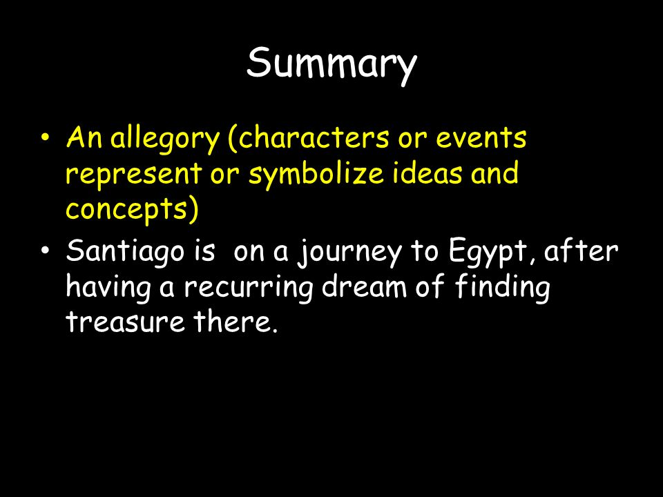 the alchemist by paulo coelho ppt video online  2 summary