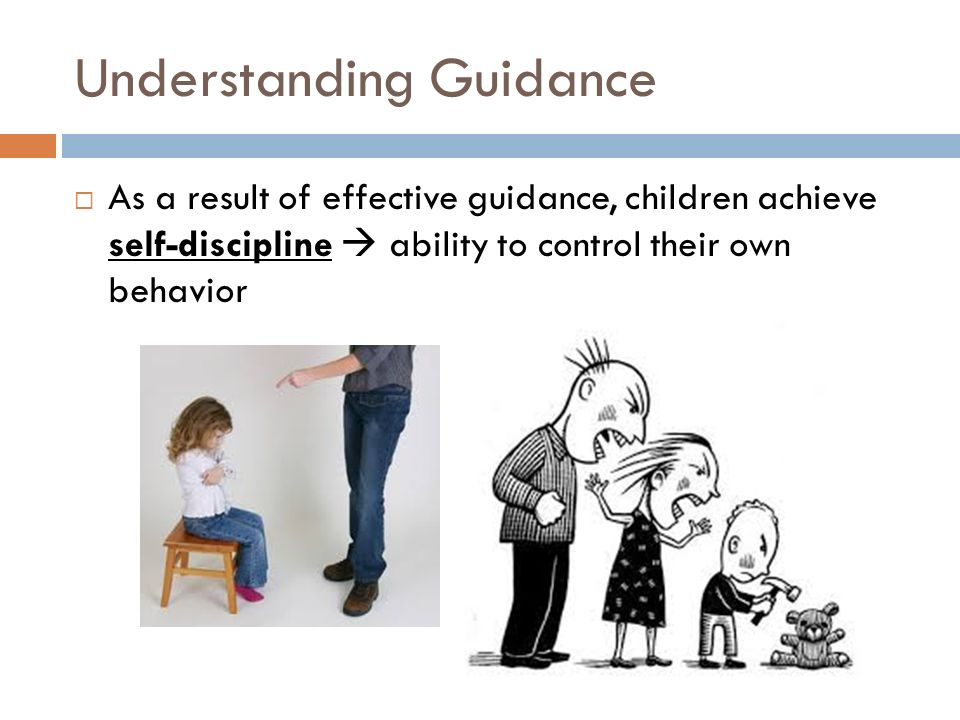 Understanding Guidance