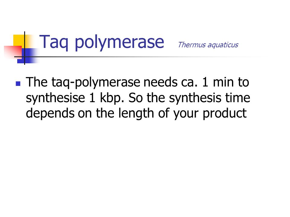 5PRIME HotMaster Taq DNA Polymerase