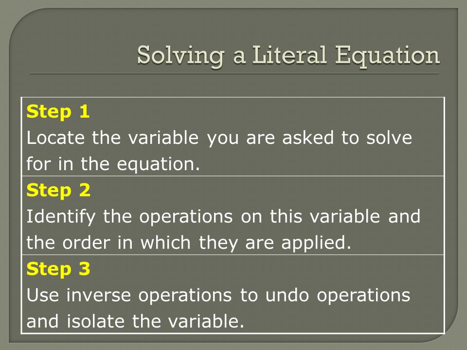 Funky Solve Equations Online Step By Step Inspiration - Math ...