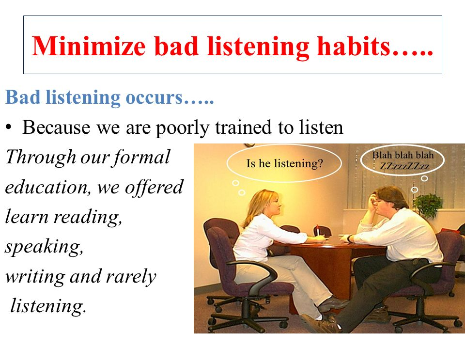 effective listening essays Effective listening is a very important communications skill, but one that is not often recognized for being the vital activity it is this paper will examine effective listening, and how it contributes to clear communication.