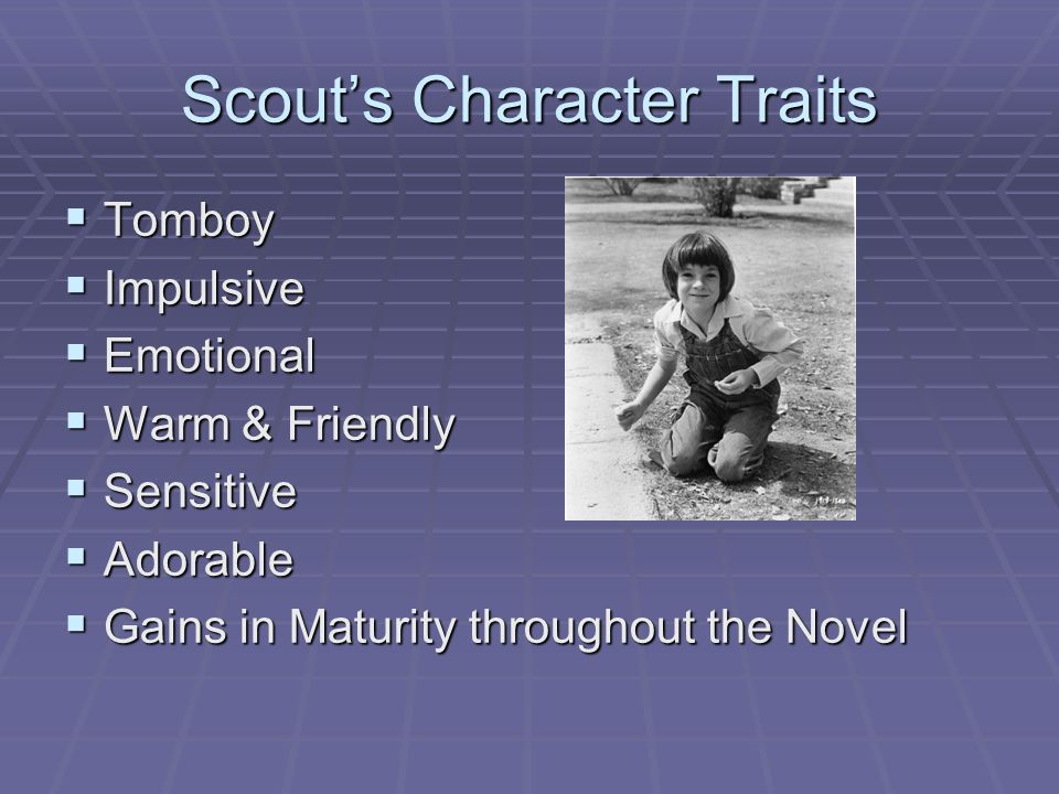 atticus the influence in the life of scout in the novel to kill a mockingbird by harper lee To kill a mockingbird, a perpetual best-seller since its publication in 1960, knows how to generate competing storylinesits author, harper lee, after all, never followed up with a second novel.