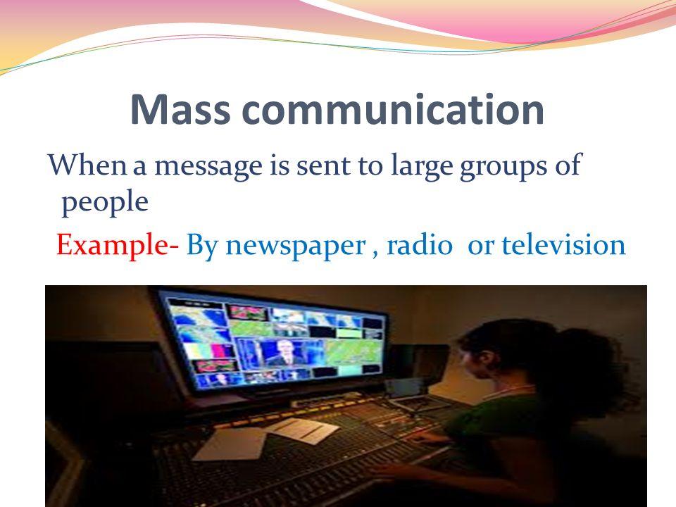 instructive function of communication