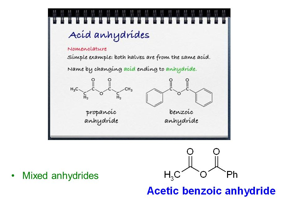 sythesis of benzoic anhydride Phthalic anhydride is a versatile intermediate in organic chemistry phthalic anhydride is a precursor to a variety of reagents useful in organic synthesis.