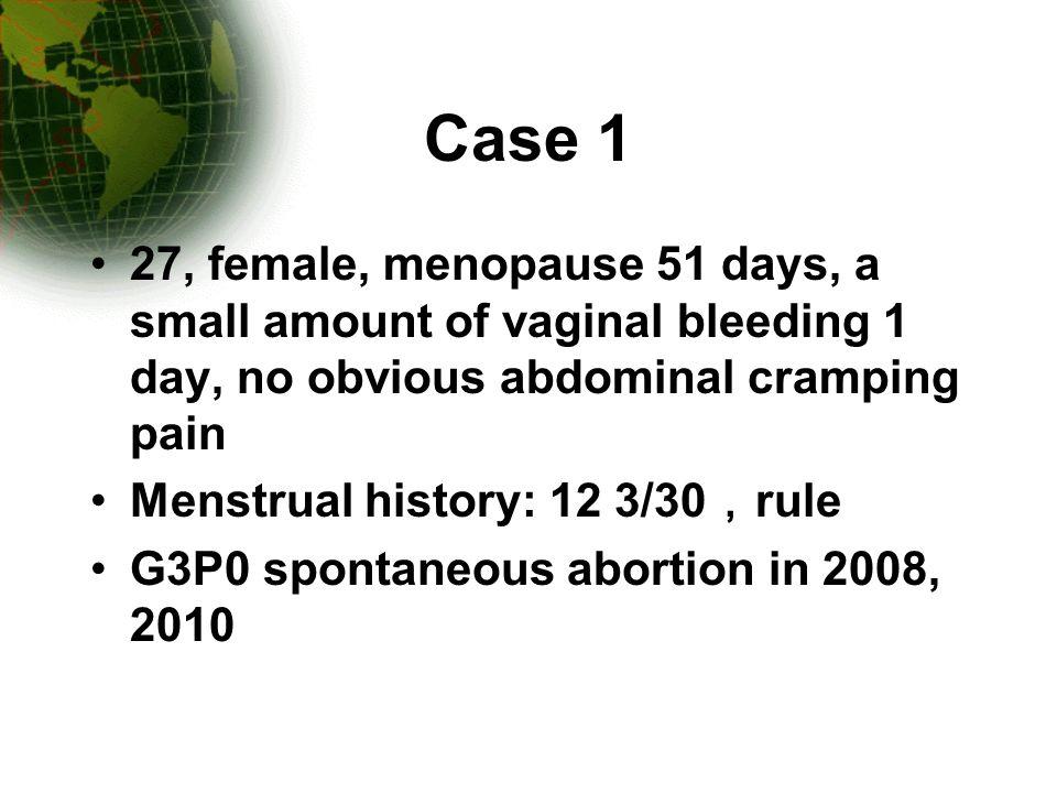 Vaginal bleeding - Mayo Clinic