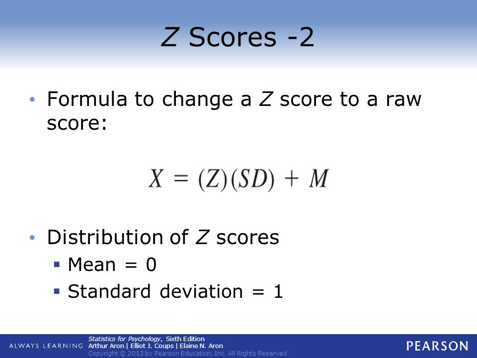 how to compute change scores
