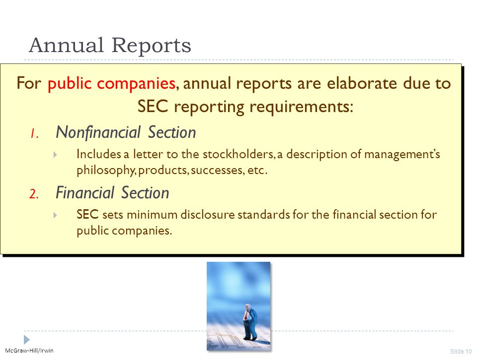 What Are The Main Sections Of An Annual Report 28 Images