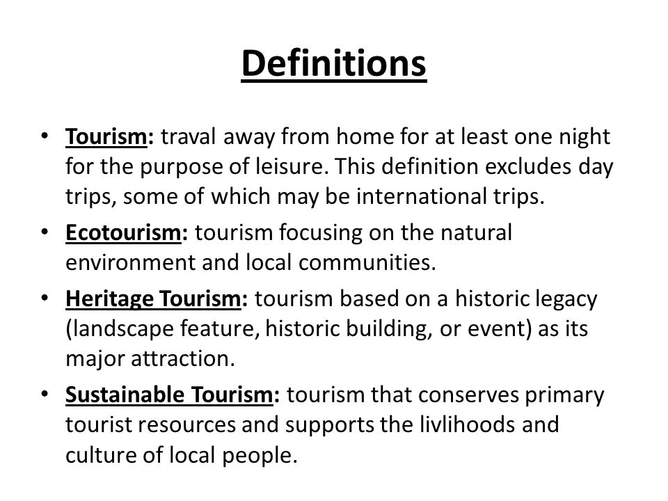 explain nature of tour operating Ecotourism guidelines for nature tour operators  summary of guidelines for nature tour operators  explain local cultures and describe natural history encourage.