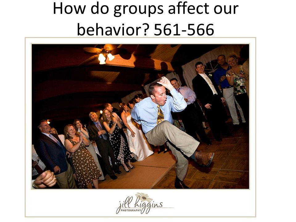 how does group size affect group behavior Define the focus and goals of organizational behavior describe the three  how  roles and norms influence behavior learn how group size affects behavior.