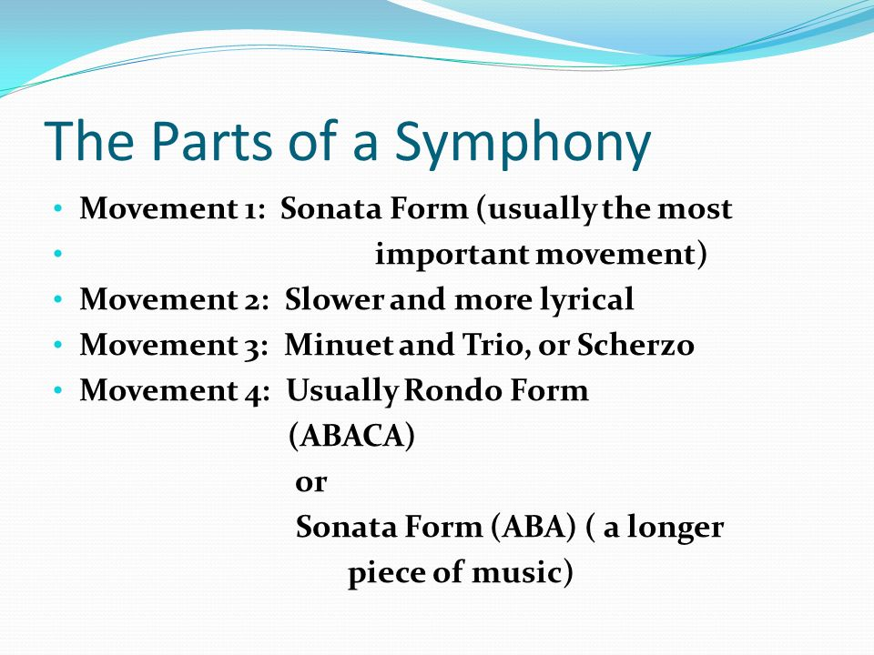 sonata form and 40th symphony 1 what is your immediate response to this music does this music sound like any other music you have heard before what does this music make you think of.