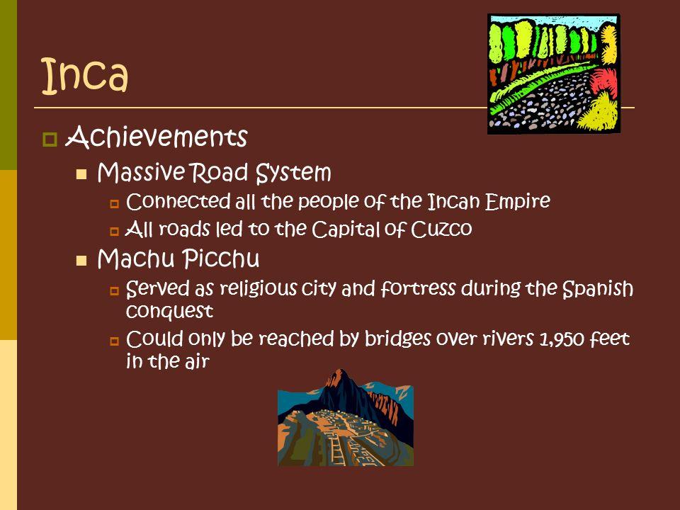 Mesoamerican Cultures Maya Aztec Inca Ppt Video