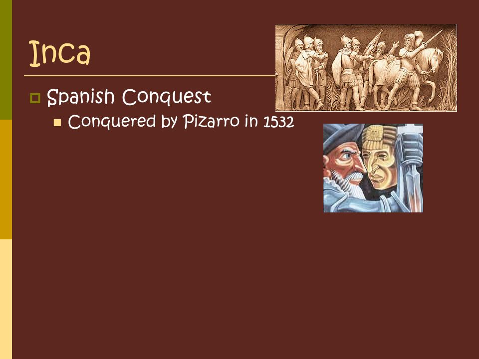 the inca empire project management legacy essay Francisco pizarro led a brutal and bloody campaign to conquer and subjugate the inca empire the legacy of colonial rule is omnipresent in peruvian culture and political discourse.