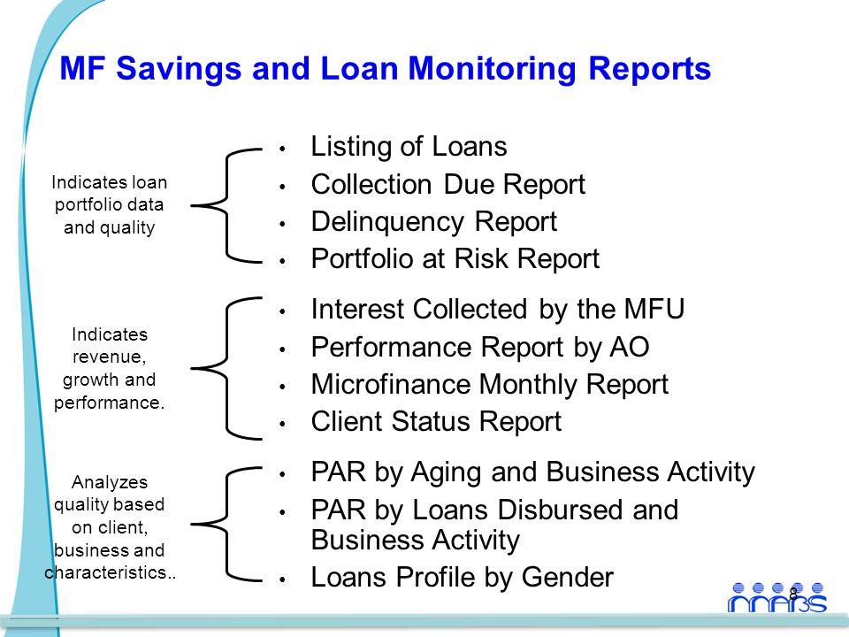 Mesquite savings and loan