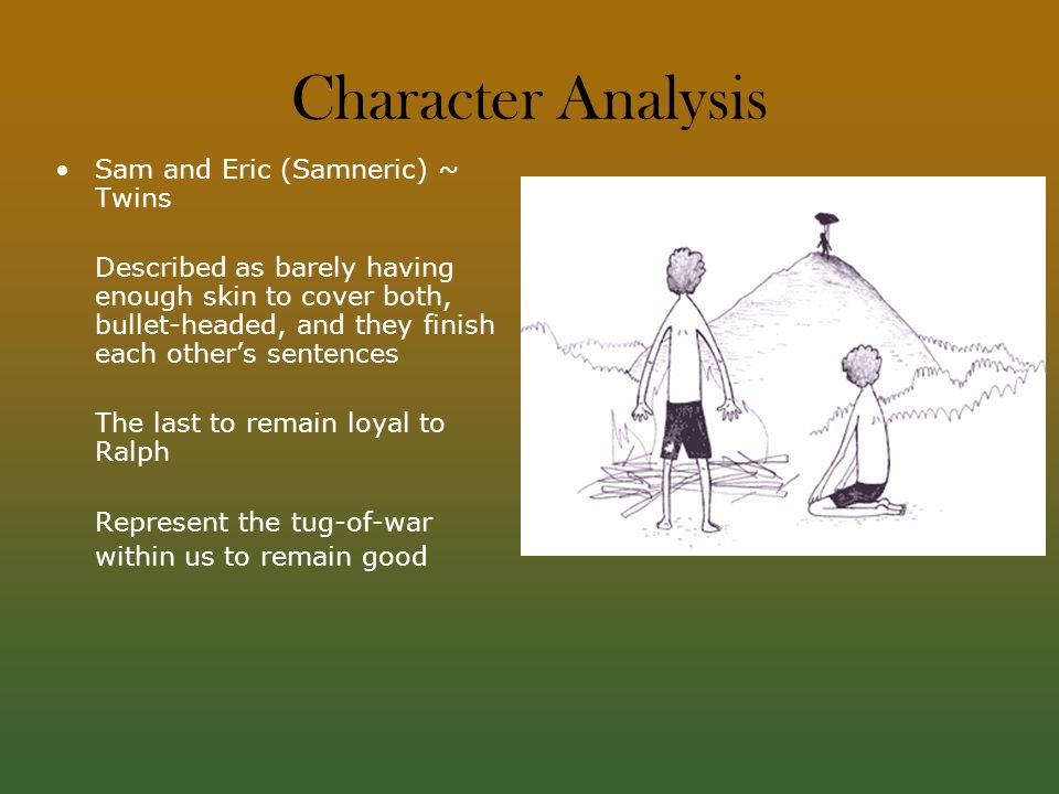 lord of the flies choose a book ppt video online  16 character
