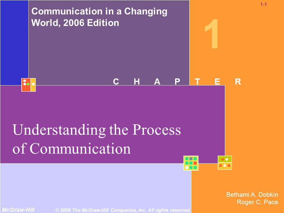 communication that changes the world