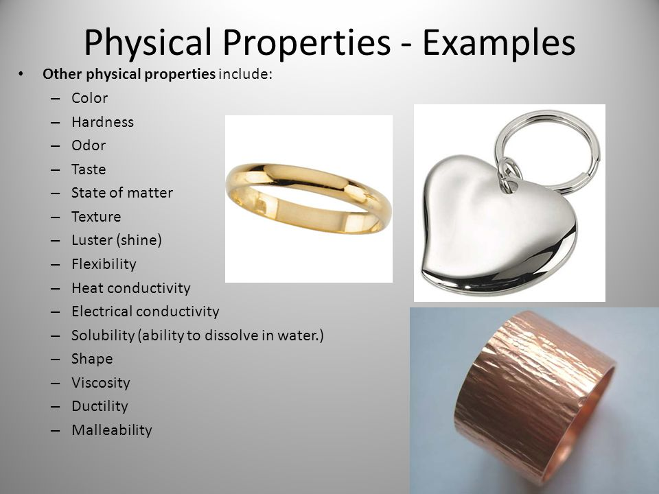 Is Ductility A Chemical Property