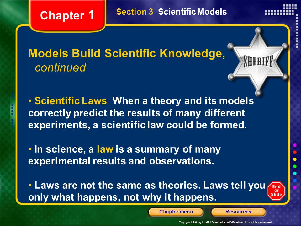the different facets of scientific knowledge Science is a systematic and logical approach to discovering how things in the universe work it is also the body of knowledge accumulated through the discoveries about all the things in the universe.