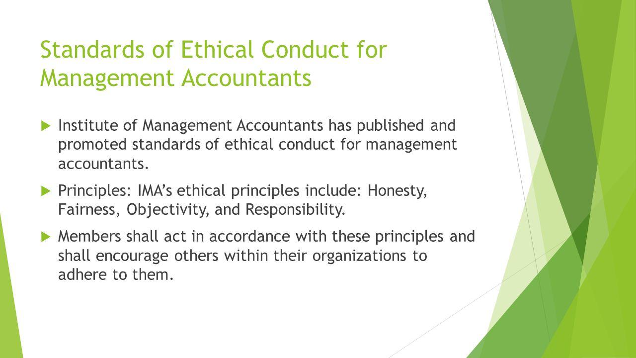 accountin ethic