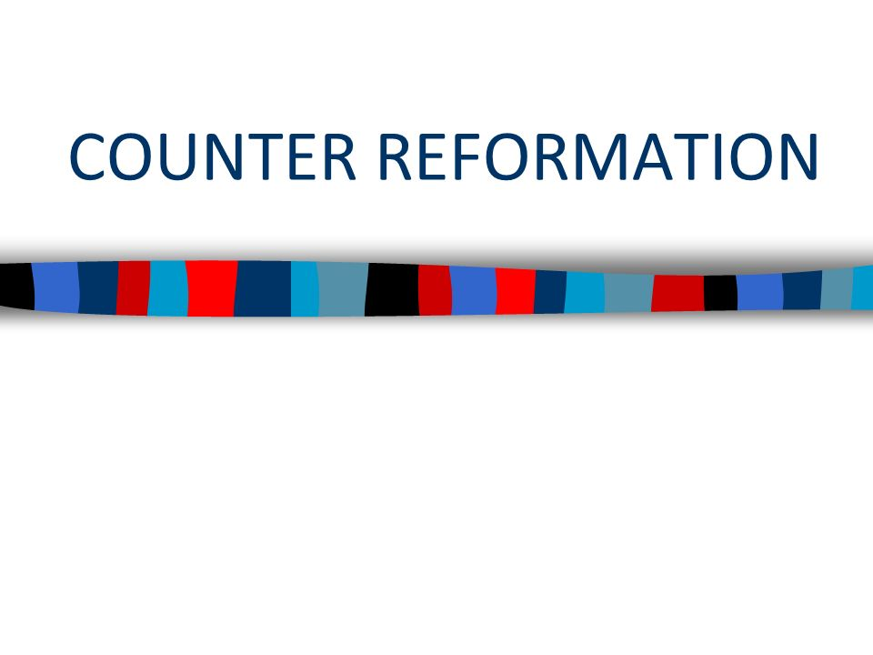 Reformation PowerPoint Presentation, PPT - DocSlides