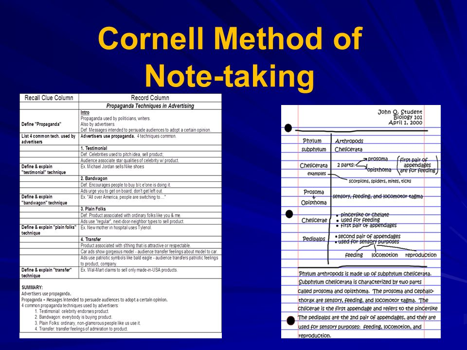 strategies for note taking What are some of the best strategies for note taking you'll learn about and compare three powerful ones in this article 3 note taking strategies compared.