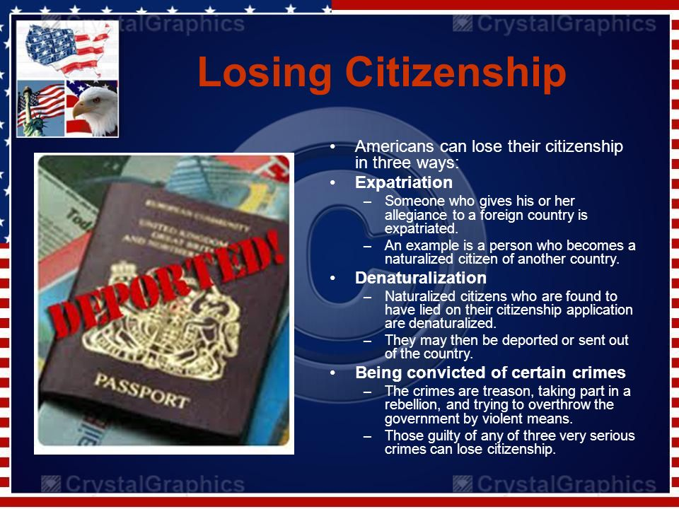 how to get citizenship in another country