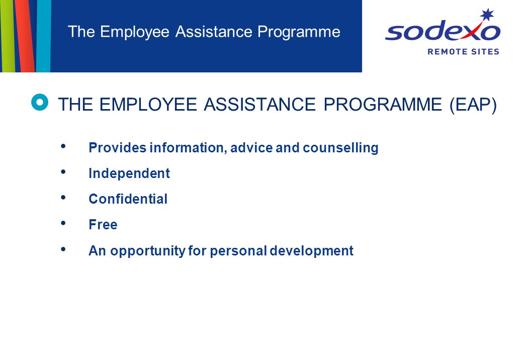 employee assistance programmes essay Scope—this article provides an overview of employee assistance programs ( referred to as eaps) and covers eap delivery models and.