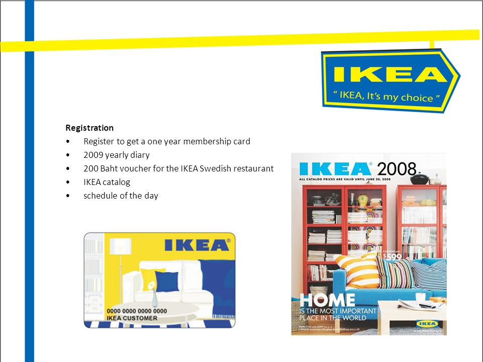 2009 Ikea Catalog 24 hours agency event organizer. - ppt download
