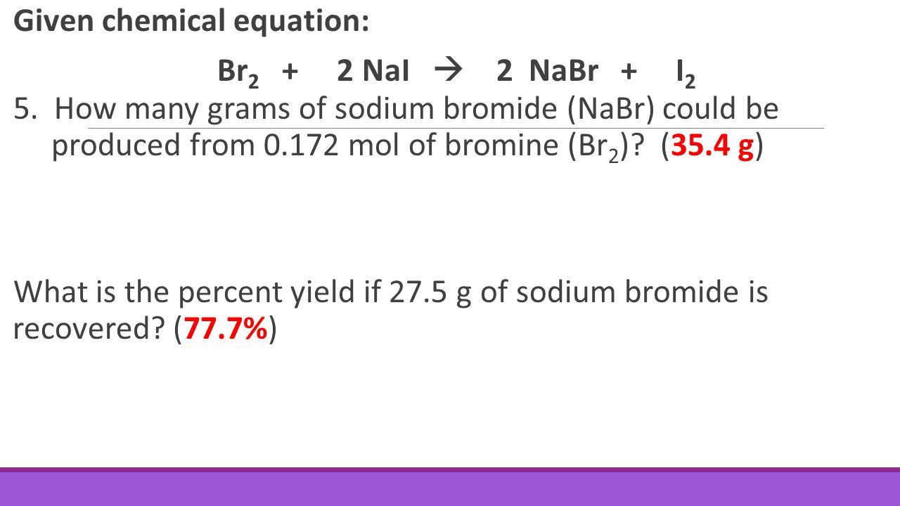 Friday 9 18 and monday 9 21 stoichiometry ppt video online download given chemical equation biocorpaavc Image collections